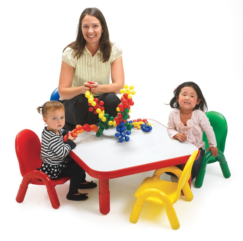 BaseLine Toddler Table And Chair Set