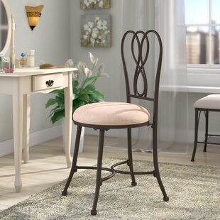 Geraghty Vanity Stool by Charlton Home