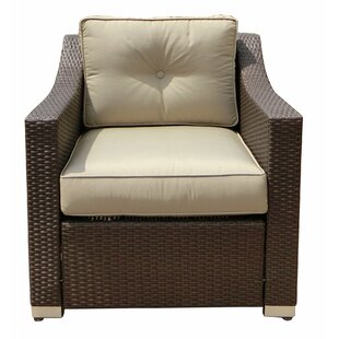 Tampa Patio Chair with Cushion