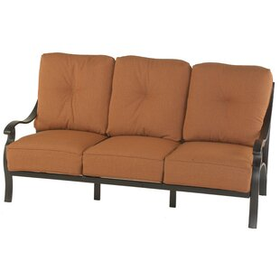 Borman Patio Sofa by Darby Home Co