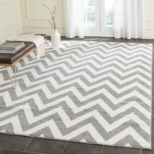 Currey Gray/Beige Indoor/Outdoor Area Rug