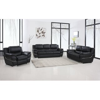 3 Piece Living Room Set by Latitude Run SKU:BA706217 Buy
