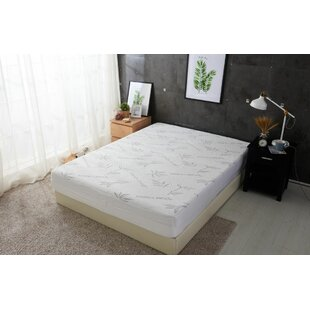 Levon Hypoallergenic Mattress Cover by Alwyn Home Top Reviews