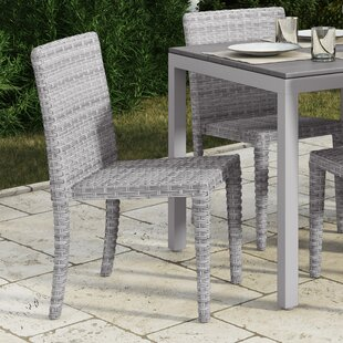 Killingworth Stacking Patio Dining Chair (Set of 2)