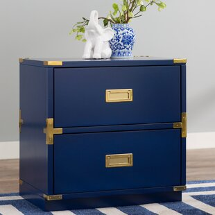 Harrison 2 Drawer Chest by Mercer41