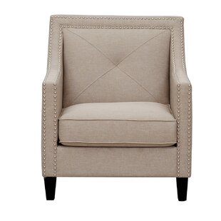 Kennedy Tufted Armchair by Iconic Home