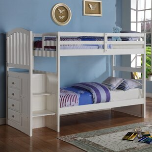 Auvergne Twin Bunk Bed by Harriet Bee
