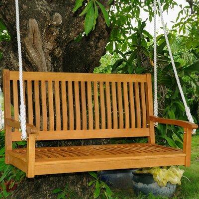 Portland Wood Porch Swing