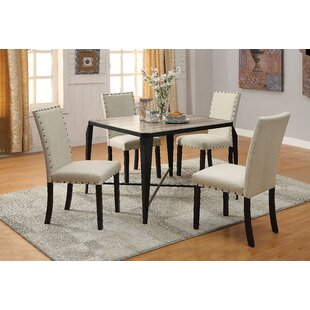Hiliritas 5 Piece Dining Set