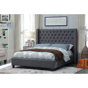 Willene Upholstered Platform Bed