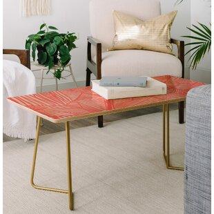 Viviana Gonzalez Modern Improvisation Coffee Table by East Urban Home