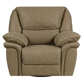 Ellinger Manual Swivel Glider Recliner Red Barrel Studio