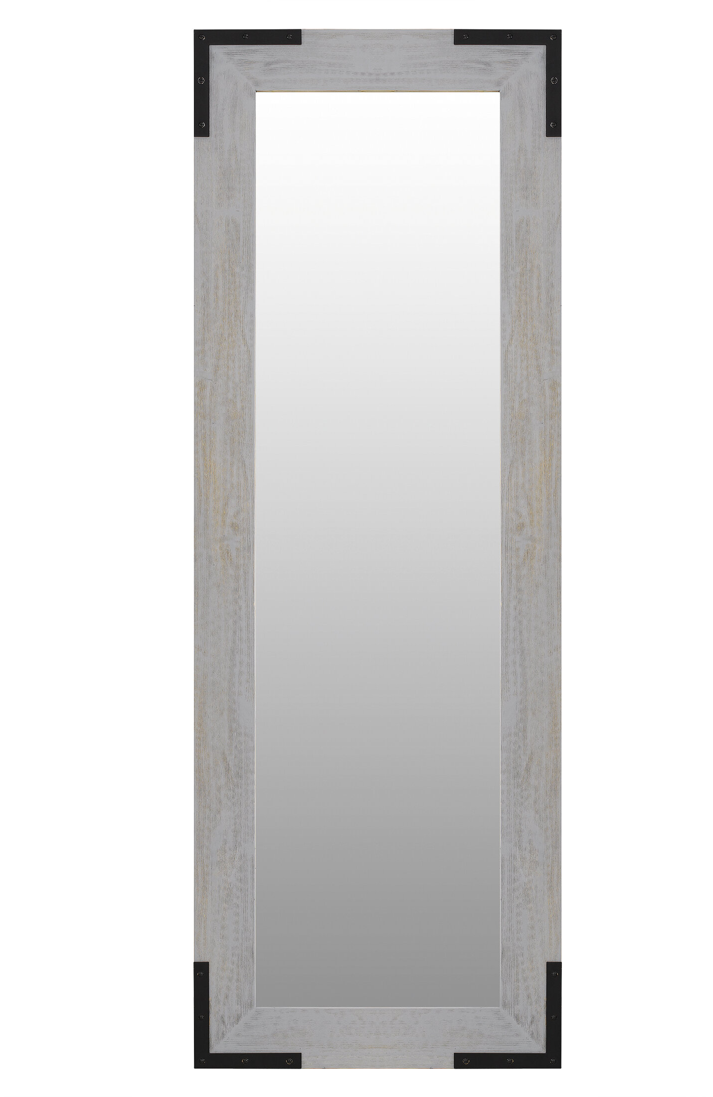 Foundry Select Simsbury Modern And Contemporary Wall Mounted Mirror Wayfair