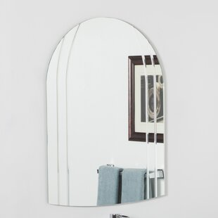 Compare prices Serina Modern Wall Mirror By Decor Wonderland