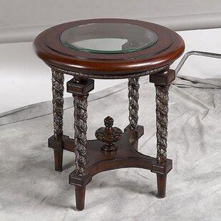 Donatella End Table by Benetti's Ita..