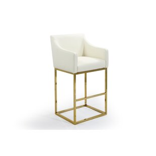 Kevin 29.25'' Bar Stool by Everly Quinn