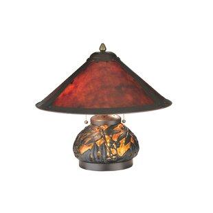 Meyda tiffany table lamps youll love wayfair van erp 155 table lamp by meyda tiffany aloadofball Choice Image