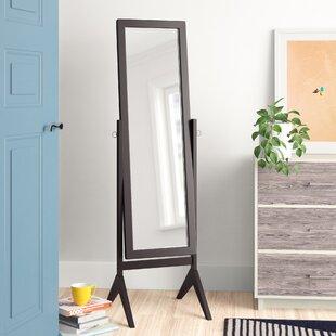 Uvalda Modern & Contemporary Cheval Mirror