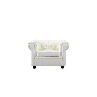 Russell Chesterfield Chair by House of Hampton