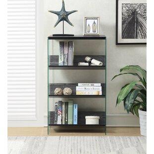 Bolander 4 Tier Standard Bookcase by Wrought Studio