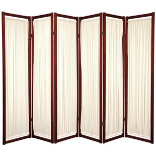 World Menagerie Michelle Shoji 6 Panel Room Divider