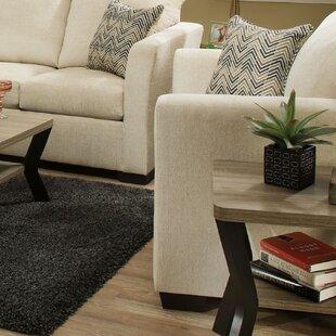 Simmons Upholstery Chestnut Armchair