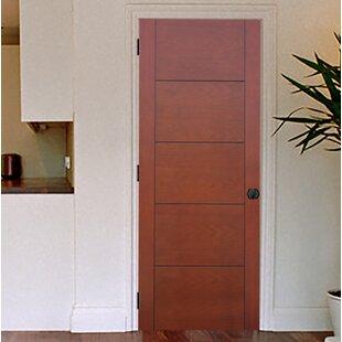 5 panel wood interior doors. Contemporary 5 Panel Prefinished Hollow Flush Wood Interior Swinging Door Doors