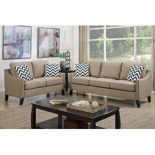 Wimbled 2 Piece Living Room Set by Ebern Designs