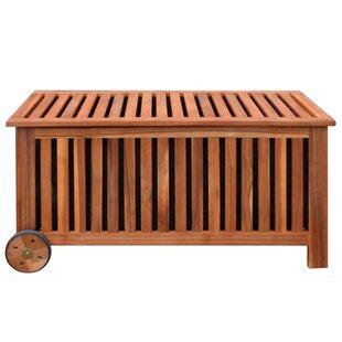 Garden Wood Cushion Bin By WFX Utility