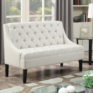 Argenziano Upholstered Bench