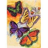 Flight Of The Butterflies Garden flag