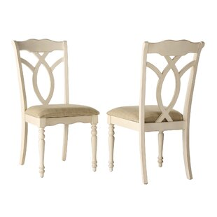 Grandin Solid Wood Dining Chair (Set of 2..