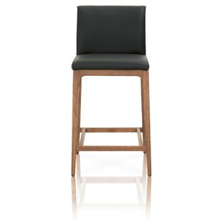 Bembry Wooden Bar Stool Foundry Select