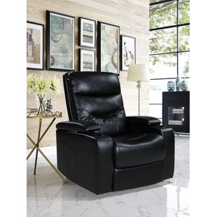 Giorgi Manual Recliner by Latitude Run