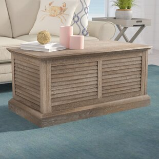 Beachcrest Home Adreanna Coffee Table with Lift Top