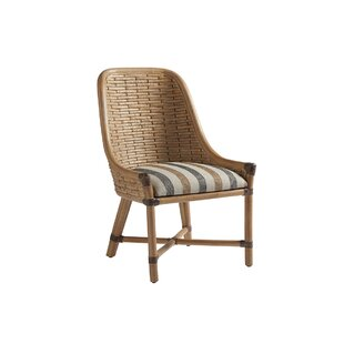Los Altos Keeling Woven Dining Chair by Tommy Bahama Home Today Sale Only