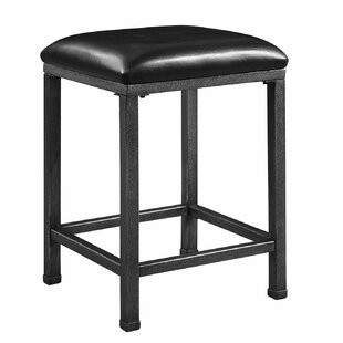 Parham 22.38 Bar Stool (Set of 2) by Williston Forge