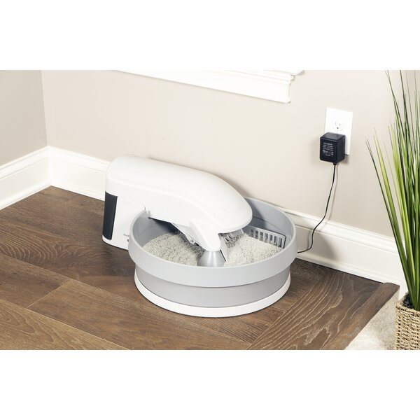 Petsafe Simply Clean Automatic Litter Box Reviews Wayfair