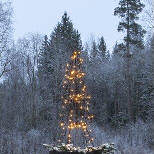140 Warm White Luminary And Pathway Lights Image
