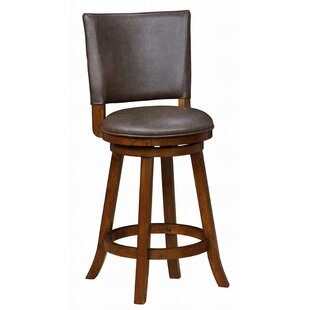 Great deal Nahush Counter Height Bar Stool (Set of 2) by Red Barrel Studio Reviews (2019) & Buyer's Guide
