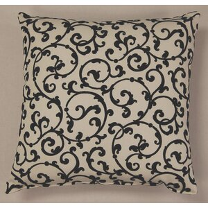 Abigale Cotton Throw Pillow