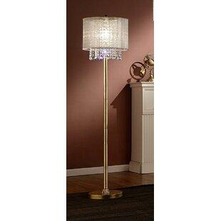 Glam Floor Lamps You\'ll Love | Wayfair
