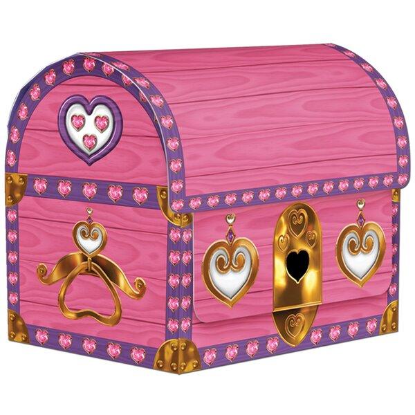 Zoomie Kids Treasure Chest Favor Decorative Box Disposable Party Favors Wayfair