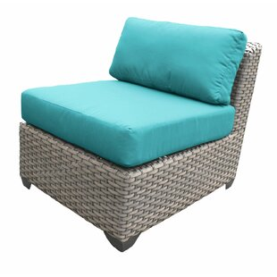 Looking for Florence 3 Piece Patio Sofa with Cushions Good price