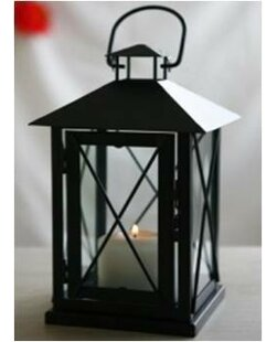 Darby Home Co Iron Lantern