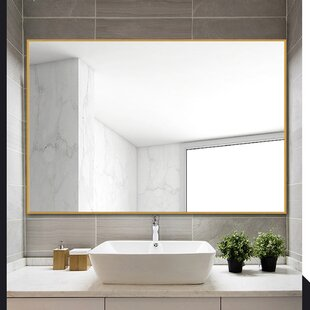 Find The Perfect Gold Vanity Mirrors