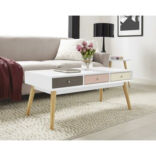 Orla Coffee Table with Storage by Elle De..