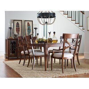 Upstate 7 Piece Solid Wood Dining Set by Rachael Ray Home