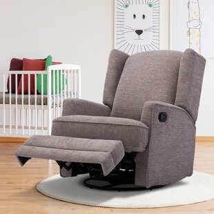 Neary Manual Swivel Glider Recliner by Red Barrel Studio