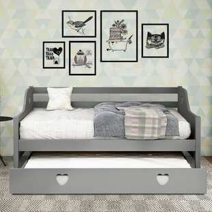 Checkers Twin Bed with Trundle